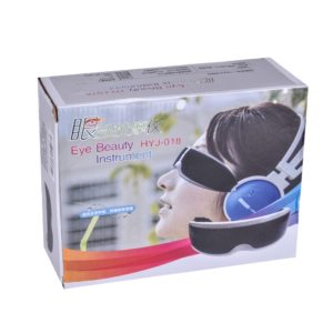 Electric Vibration Eye Massager Eyes Care Device Wrinkle Fatigue Relieve Magnet Therapy Acupuncture Massage Eyewear Glasses