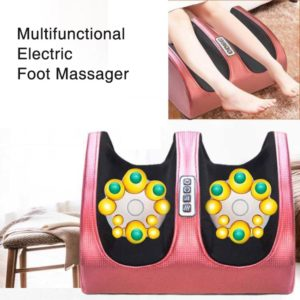 Shiatsu Foot Massager Machine Infrared Heat Deep Kneading Therapy Relieve Feet Led Pain from Plantar Fasciitis